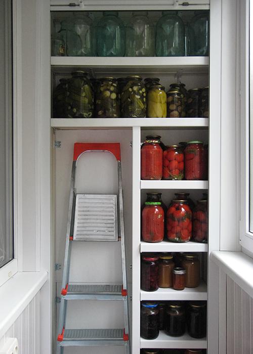 Шкаф для заготовок своими руками 90