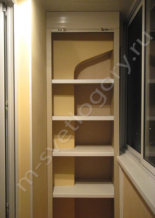 П44т шкаф на балконе или лоджий. - окна какие они ? - катало.