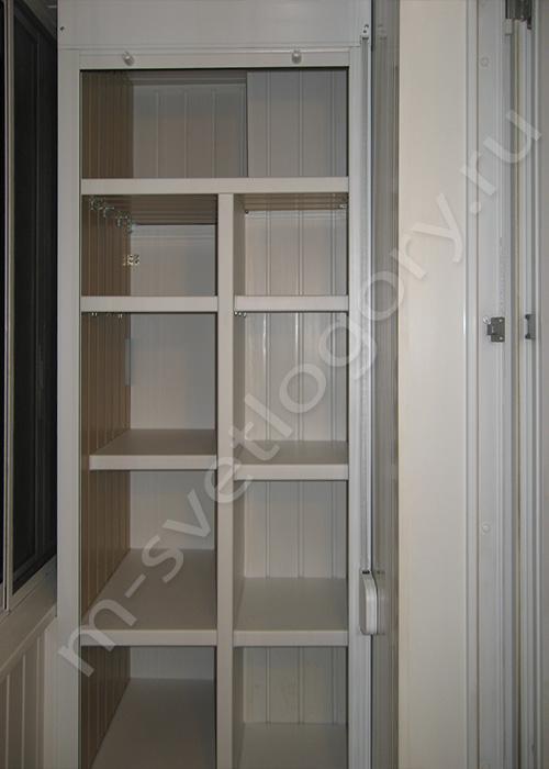 Шкафчики на балкон п44. - дизайн маленьких лоджий - каталог .