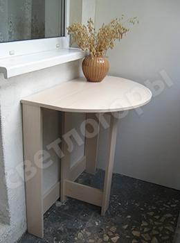 Откидные столики для балкона купить авито..